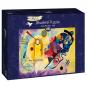 Puzzle Wassily Kandinsky »Gelb Rot Blau«. Bild 2