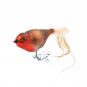 Rotkehlchen aus Glas. Bild 2