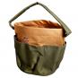 Runde Tasche für Gartengeräte. Bild 2