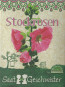 Saatgut-Set Ringelblumen und Stockrosen. Bild 2