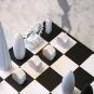 Schachspiel Skyline Chess London berühmte Gebäude. Bild 2