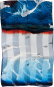 Seidenschal Utagawa Hiroshige »Wirbelwinde«. Bild 2