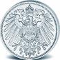 Silber-Münz-Set Deutsches Kaiserreich. Bild 2