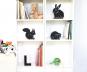 Silhouette »Sitzendes Kaninchen«. Bild 2