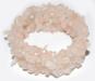 Splitterarmband Rosenquarz - Mehrreihiges Splitterarmband Bild 2