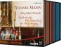 Thomas Mann. Die großen Hörspiele in Originalaufnahmen. »Buddenbrooks«, »Der Zauberberg«, »Der Tod in Venedig«. 19 CDs. Bild 2