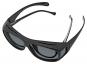 Überzieh-Sonnenbrille mit Etui. Bild 2