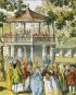 Vauxhall Gardens. A History. Eine zusammenfassende Geschichte der Vauxhall-Gärten von 1661 bis 1859. Bild 2
