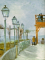 Vincent van Gogh and Montmartre. Bild 2