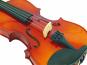 Violine mit Bogen und Koffer Bild 2