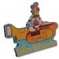 Wanduhr »The Beatles - Yellow Submarine«. Bild 2