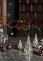 Weihnachtsbaum aus Glas, mittelgroß. Bild 2