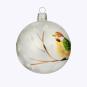 Weihnachtskugel »Grüner Vogel«. Bild 2