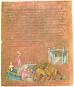 Wiener Genesis. Faksimile und Kommentarband. Limitierte und nummerierte Auflage. Bild 2