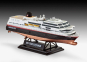 125 Jahre Hurtigruten. MS Trollfjord und MS Midnatsol. Modellbausatz. Bild 3