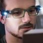 2 LED-Leselichter für die Brille, 360 Grad. Bild 3