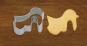 4 Ausstecher für Tassenkekse. Bild 3