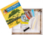 Acryl malen lernen. Komplettes Set mit Buch & DVD. Bild 3