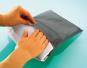 Anti-Frost-Decke für die Windschutzscheibe. Bild 3