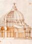 Architektur-Zeichnungen vom 13. bis zum 19. Jahrhundert. Bild 3