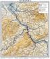Atlas zur Heimatskunde des Deutschen Reiches in 60 kolorierten Karten von 1887 Bild 3