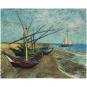 Brillenetui Vincent van Gogh »Fischerboote«. Bild 3