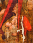 Das Fastentuch-Fragment des Thomas von Villach. Bild 3