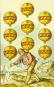 Spielkarten »1886 - Mittelalter-Motive«. Bild 3