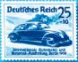 Die Briefmarken des Dritten Reiches 1933-1943 Bild 3