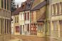 Die schönsten Dörfer Burgunds. Bild 3