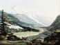Die Verzauberung der Landschaft zur Zeit von Jean-Jacques Rousseau. Bild 3