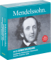 Felix Mendelssohn Bartholdy. Werke (Sonderausgabe). 20 CDs. Bild 3