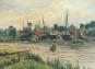 Fritz Stoltenberg. Ein Landschafts- und Marinemaler aus Kiel. Bild 3