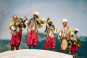 Buon Natale. Choreographien der neapolitanischen Weihnacht. Bild 3