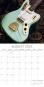 Gitarren. Wandkalender 2021. Bild 3