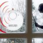 Glasbruchalarm für Fenster, weiß. Bild 3
