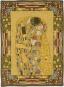 Gobelin Wandbehang Gustav Klimt »Der Kuss«. Bild 3