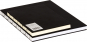 Großes Skizzenbuch, blanko, schwarz. Bild 3