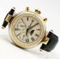 Herren-Armbanduhr mit Mondphase. Bild 3