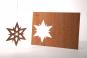 Holzpostkarten-Set »Frohe Weihnachten«. Bild 3