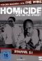 Homicide Season 1 bis 4. 16 DVDs. Bild 3