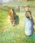 Impressionismus. Pastelle, Aquarelle, Zeichnungen. Bild 3