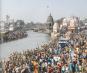 Indien - Der heilige Fluss Ganges. Bild 3