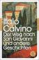 Italo Calvino Paket. Romane und Erzählungen. 4 Bände. Bild 3