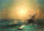 Iwan Aiwasowski und die Wasserlandschaft in der russischen Malerei. Bild 3
