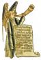 Johannes-Apokalypse. Eines der schönsten Blockbücher weltweit. Bild 3
