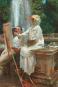 John Singer Sargent. Portraits of Artists and Friends. Bild 3