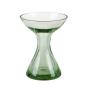 Kerzenhalter & Vase aus Waldglas, klein. Bild 3