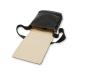 Klassische Umhängetasche für Laptops, schwarz. Bild 3