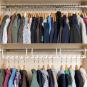 Kleiderbügel-Aufräumer. Bild 3